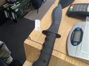 DARK OPERATIONS Hunting Knife FIGHTING KNIVES